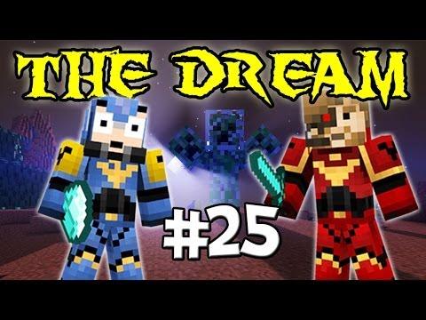 THE DREAM - Ep. 25 : Pouvoirs infernaux ! - Fanta et Bob Minecraft Modpack thumbnail