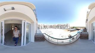 1 Bedroom Apartment Sea View - Buy Property in North Cyprus - Vlog imobiliar - Thalassa Beach Resort