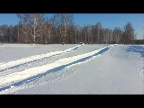 Снегоход Тайга Барс 850