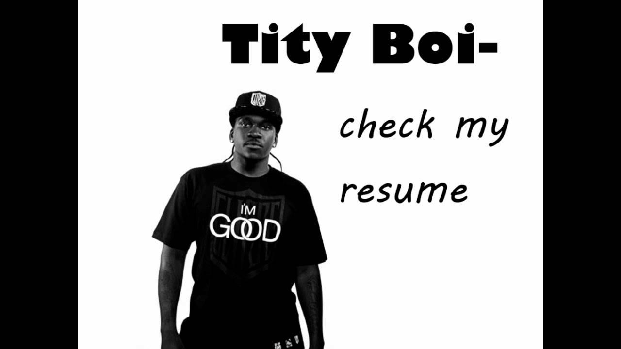 check my resumes