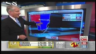 Presidential Election News Coverage (November 6, 2012, 10PM)