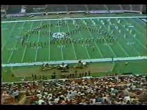 Goshen High School Marching Band 1994 State Finals