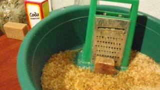 Как сделать стиральных порошок в домашних условиях