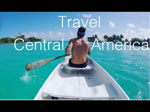Travelling Central America - 2017