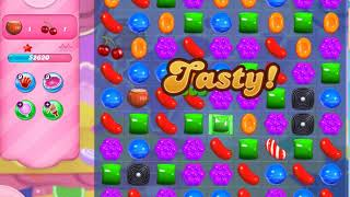 Candy Crush Saga   level 85 no boosters