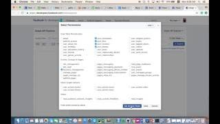 How to use Facebook developer #Demo