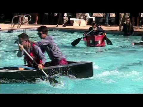 The 2016 Boat Float - Coronado High School