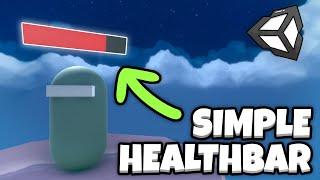 Thumbnail for 'HEALTHBAR in Unity - [Unity Tutorial]'