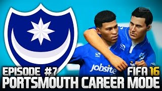 FIFA 16: PORTSMOUTH CAREER MODE #7 - MY LUCKY DAY?!