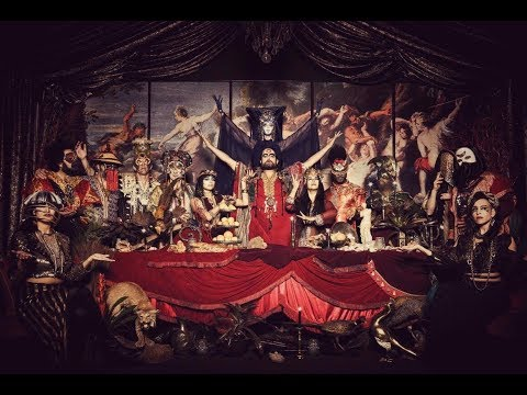 Golden Dawn Arkestra - Wings of Ra (Official Music Video)