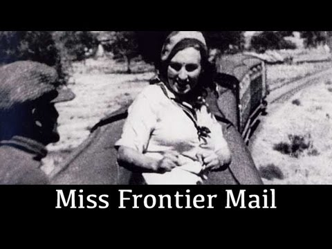 Miss Frontier Mail, 1936, Adventurous stunt Hindi film
