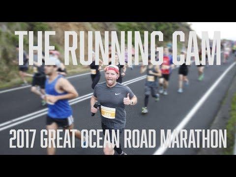 The Running Cam - 2017 Great Ocean Road Marathon
