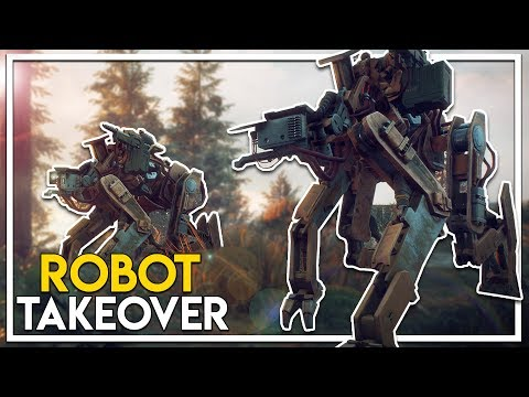 Robot's Took Over the World - SURVIVE! (Generation Zero Beta Gameplay Part 1)