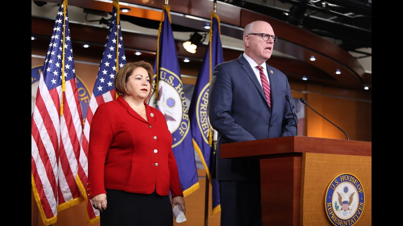 House Democratic Caucus Press Conference: January 17, 2018