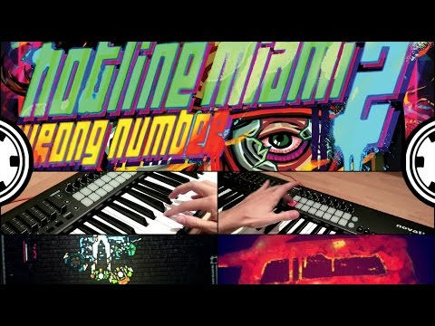[Piano Cover] Dust (M.O.O.N) - Hotline Miami 2 : Wrong Number