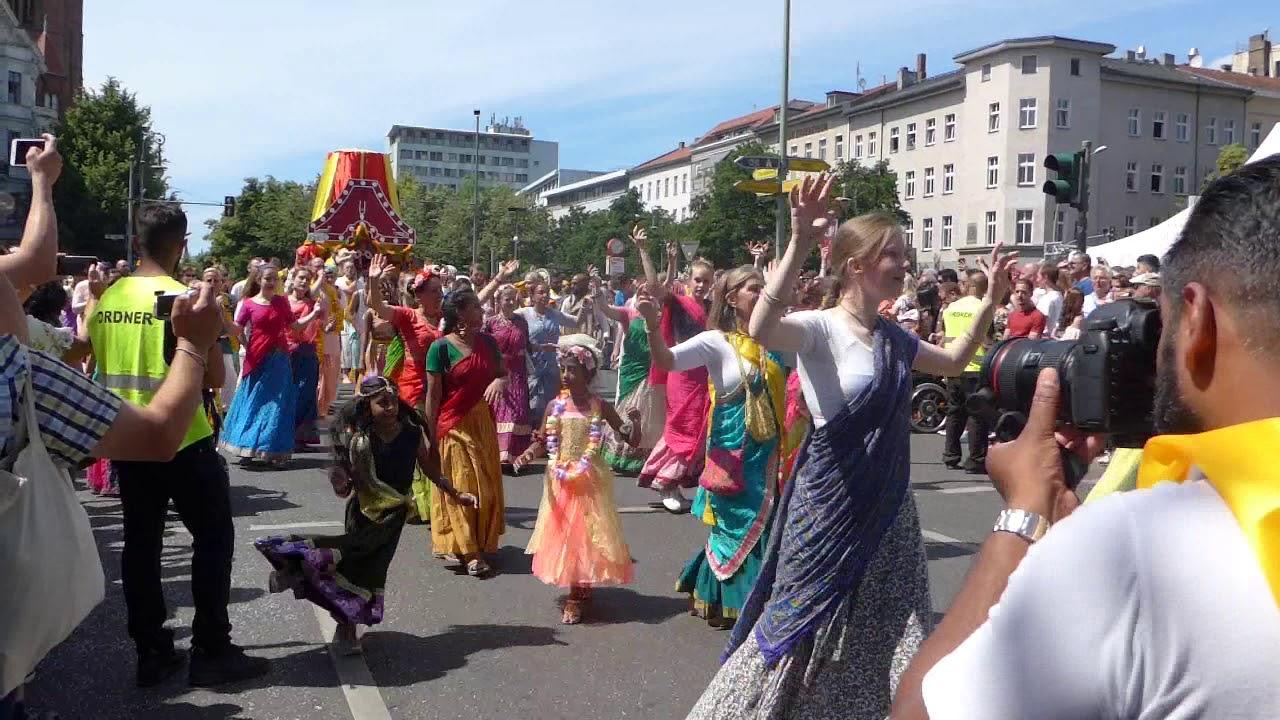 Karneval Der Kulturen Umzug 2021