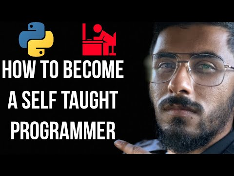 How to become a self taught programmer