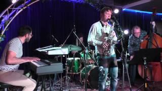 Алексей Круглов и друзья - Свободный джазовый танец @ Клуб Алексея Козлова 12.05.2015