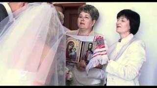 благословение свадьба Иры и Вовы