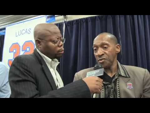 Former New York Knick Harthorne Wingo Talks 1973 NBA Championship, Playing Overseas and More