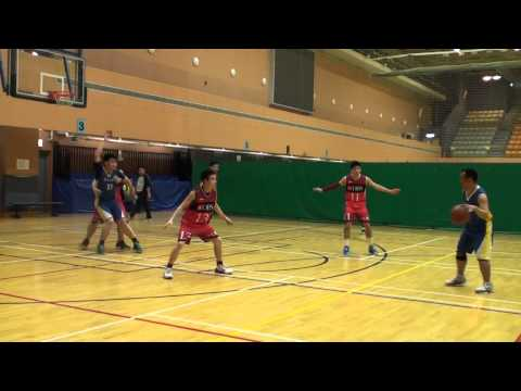 FSBL 15 @STARLEAGUE 20150321 DBS Bank☆ vs Hang Seng Bank