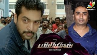 Interview: Director Shakti Soundar Rajan About Miruthan Trailer and clarifies on viewers comments
