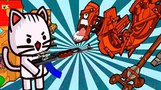 Ударный отряд котят Для Детей Strike force kitty last stand  серия #4