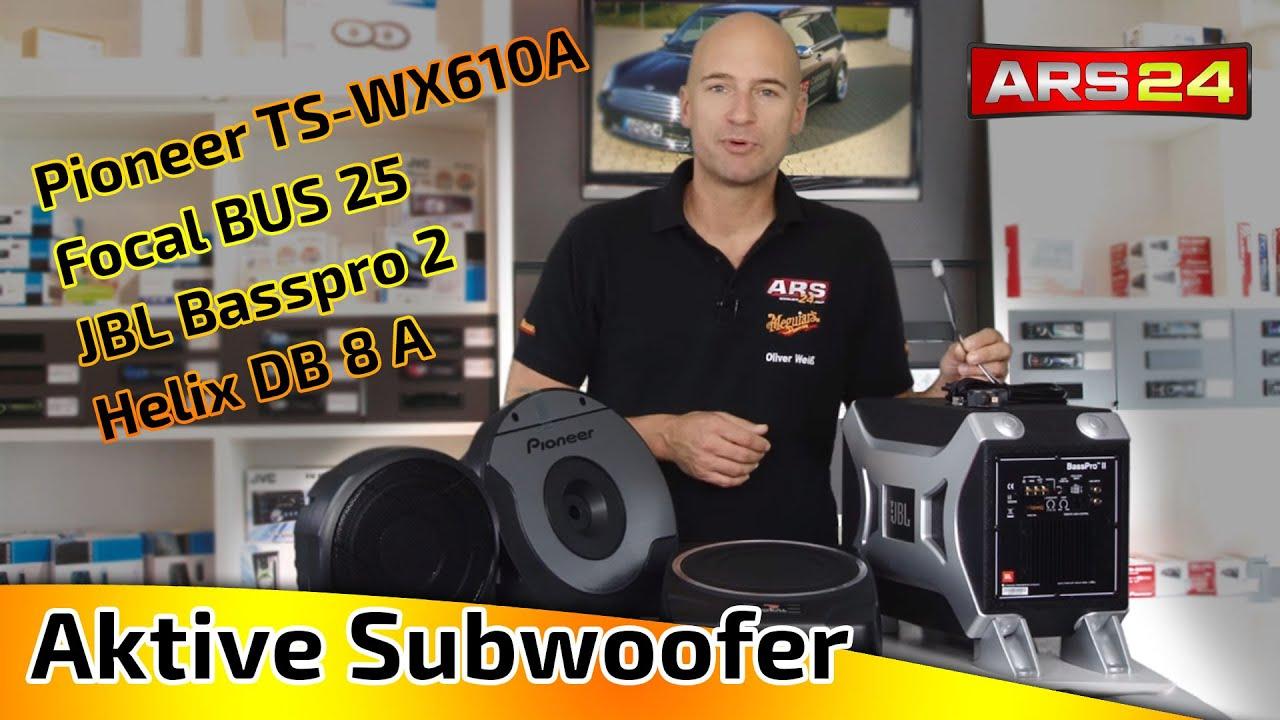 aktive subwoofer beratungsvideo ars24 youtube. Black Bedroom Furniture Sets. Home Design Ideas