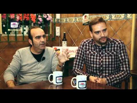 Carnaval y Punto Tv. Entrevista a Germán García Rendón. 30-12-2015.