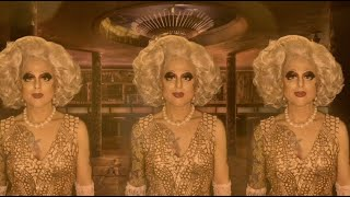 """Drag interpretation of """"When I Get Low I Get High"""" by the Speakeasy Three, performed by Elsa Touche"""