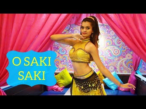 o-saki-saki- -batla-house- -nora-fatehi- -belly-fusion- -dhruvi-shah-dance-choreography
