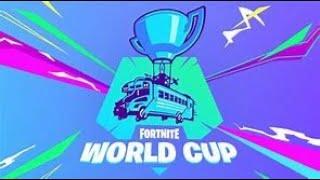 World Cup Week 9 Semi Finals Europe Servers | Fortnite Battle Royale Live