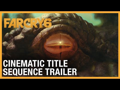 Far Cry 6: Cinematic Title Sequence Trailer | UbiFWD July 2020 | Ubisoft NA