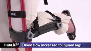 Hands-Free Crutch - MaxiAids.com
