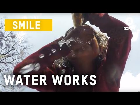 Oxfam water works to save lives in Nepal | Oxfam GB