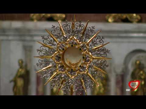Con il Dio della Vita... Adorazione Eucaristica - 22 Ottobre 2020