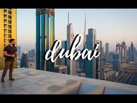 CRAZY DUBAI SKYSCRAPER EXPERIENCE VLOG !!!
