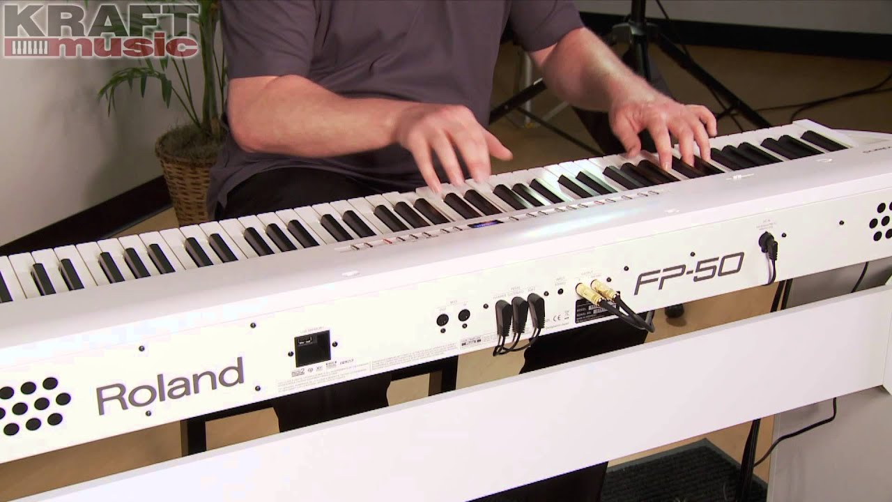Roland Fp 50 Review Digital Piano Review Guide