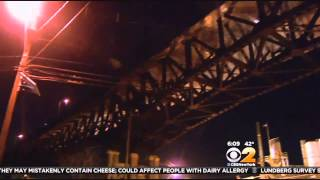 Officials Urge Pulaski Skyway Commuters To Use Mass Transit