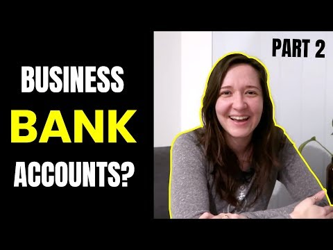Choosing A Business Bank Account - Ltd Company Essentials Accounting Course Part 2