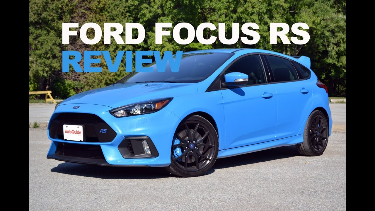 2017 ford focus rs review youtube. Black Bedroom Furniture Sets. Home Design Ideas