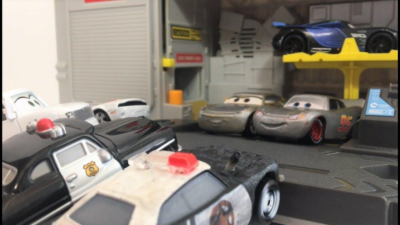 cars 3 rust eze adventures season 3 ep 3 investigation youtube