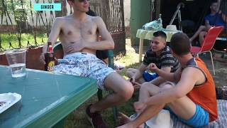 Labor Day With My Serbian Friends