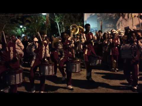 Palm Beach Lakes Vs. Boynton Beach High School Drumline|2016-17|