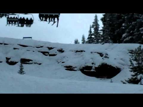 Dave chair 4 cliff youtube for Chair 4 cliffs vail
