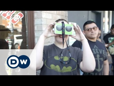Berlin entrepreneur makes splash at SXSW | DW News