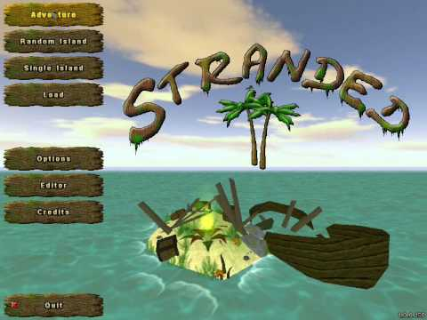 Lets Play Stranded 2 - 01 (Intro, Blammo, Well, What Now?)