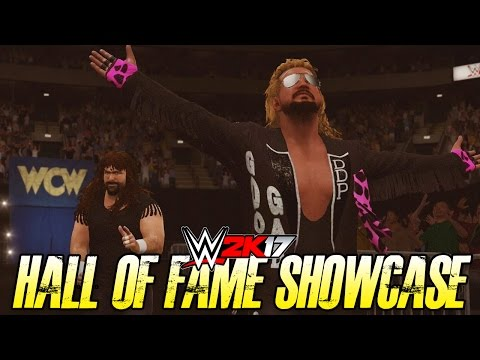 WWE 2K17 2K Showcase - DDP & CACTUS JACK vs FREEBIRDS!! (Hall of Fame 2K Showcase DLC)