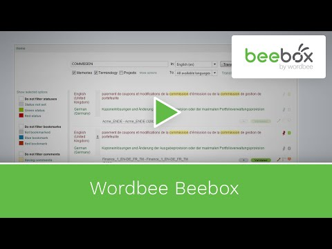 Implement A Localization Workflow With Any CMS Thanks To Wordbee Beebox