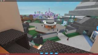 ROBLOX: I WENT TO A DIFFERENT AMUSEMENT PARK AND HAD A LOT OF FUN! (Bunny Island Themepark)